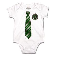 Slytherin™ Tie Infant Onesie