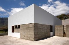 Parochial Centre in Tenerife    Canary Islands, Spain    Architect: Alejandro Beautell