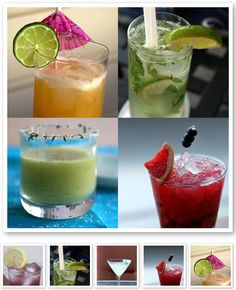 Tone It Up Healthy Cocktail Recipes