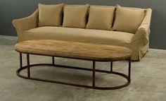 Avignon Oval Coffee Table