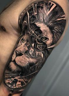 tattoos for guys * tattoos for women . tattoos for women small . tattoos for moms with kids . tattoos for guys . tattoos with meaning . tattoos for women meaningful . tattoos on black women . tattoos for daughters Hand Tattoos, Best Leg Tattoos, Lion Head Tattoos, Mens Lion Tattoo, Leg Tattoo Men, Best Sleeve Tattoos, Tattoo Sleeve Designs, Tattoo Designs Men, Body Art Tattoos