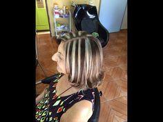 Resultado de imagen para cabello con mechas