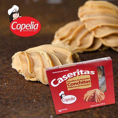 ¿Cuántas #ConchitasCopelia te vas a comer hoy? www.alimentoscopelia.com  #Panelitas #Coco #Copelia #Arequipe #Dulce #Cocadas #AmoACopelia #NosGustaCopelia #Instagood #Instafood #DulceDeLeche #LecheCondensada #Postres #Dulce #Sugar #Sweet #Colombia