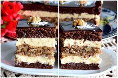 Pie Cake, Dessert Recipes, Desserts, Sugar Cookies, Tiramisu, Sweet Recipes, Cheesecake, Mousse, Food And Drink