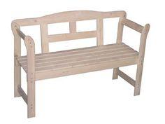 Zahradní lavice ANJA - Sconto Nábytek