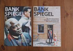 Ethic responsible banks – GLS broshure by Stan Hema/Berlin