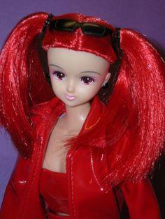 Takara Jenny Friend Doll - Licca castle Flora