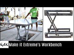 Make it Extreme's Workbench - YouTube