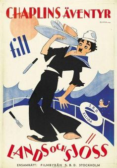 SHANGHAIED // usa // Charles Chaplin 1915