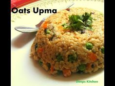 Oats Uttappam - YouTube