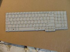 Acer Aspire 7720 7720G 7320 7700 7700G UI Keyboard Laptop Parts FROM 7720-61555