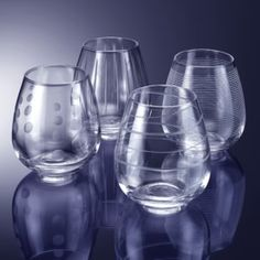 Red Wine Glasses. Got these for Christmas. LOVE THEM!