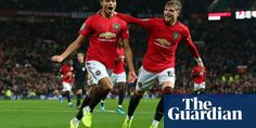 Ole Gunnar Solskjær accepts Manchester United need more strikers Brandon Williams, England Players, Transfer Rumours, Tottenham Hotspur, The Guardian, Manchester United, Arsenal, The Past, Goals