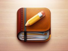 Super Ideas for book icon app user interface
