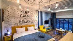 Hotel in Loft style in Simferopol by Vitta-group. , 2016 - Elena Ponomarenko Vitta-Group