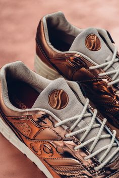 """Saucony Grid SD Ether """"Rose Gold""""  #Saucony #GridSD Fashion #Streetwear #Style #Urban #Lookbook #Photography #Footwear #Sneakers #Kicks #Shoes"""