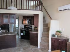 Le Grande Floor Plan || Park Model Homes || Washington & Oregon *****railing******