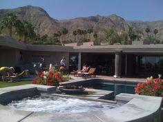 Bing Crosby Home in Rancho Mirage