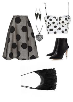 """""""Untitled #38"""" by tccfashion ❤ liked on Polyvore featuring Rochas and GUESS"""