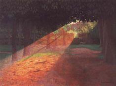 The Ray Felix Vallotton Open picture USA Oil Painting Reproductions Pierre Bonnard, Edouard Vuillard, Lausanne, Landscape Art, Landscape Paintings, Maurice Denis, Oil Painting Reproductions, Land Scape, Lovers Art