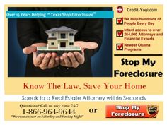 When all other precautions have been spent, it may be possible to achieve Texas foreclosure help through the lender or a servicer.