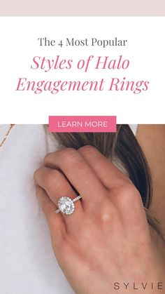 Double Halo Engagement Ring, Celebrity Engagement Rings, Rose Gold Engagement Ring, Vintage Engagement Rings, Halo Rings, Diamond Rings, White Gold Rings, Band, Jewelry