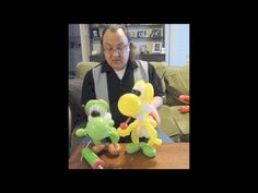 Mr. Boma's Yoshi Balloon Tutorial (Yellow)