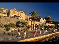 Stroll to the streets of Korcula town Croatia