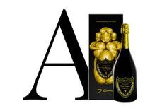 Artpop-Pop A Jeff Koons-designed, limited-edition Champagne gift set to go Gaga gaga over.  Dom Perignon Limited Edition by Jeff Koons in Gift Box 2004, $199, available at Wine.com.