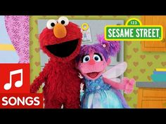 Sesame Street: Elmo and Abby's Valentine's Day Song - YouTube