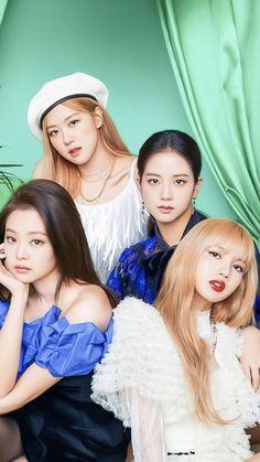 Check out Blackpink @ Iomoio Kpop Girl Groups, Korean Girl Groups, Kpop Girls, Divas, Blackpink Twice, Black Pink Kpop, Blackpink Photos, Kim Jisoo, Fandom