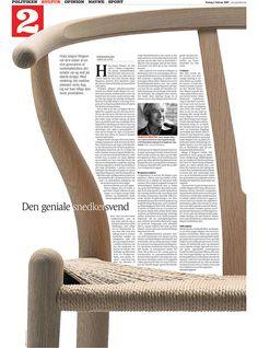 Capitolium 2 in use in Politiken newspaper.