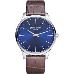 Pierre Cardin PC902271F12 Pierre Cardin, Daniel Wellington, Watches, Stylish, Leather, Accessories, Jewelry, Products, Jewlery