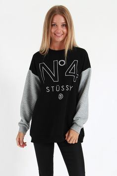 Stussy Quilt No.4 Fleece #2 - Sweatshirts and Crews | North Beach
