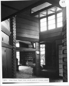 Exteriors and interiors, 1970