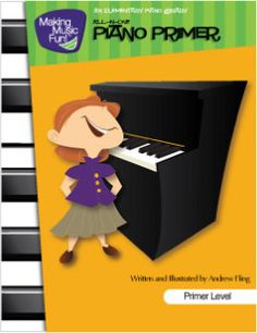 MMF! All-In-One Piano Primer Book | Free eBook. very good to learn the basics
