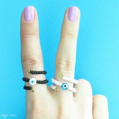 2 Easy DIY Rings Tutorial – Fun and Perfect for Begginers | Imagine Hearts