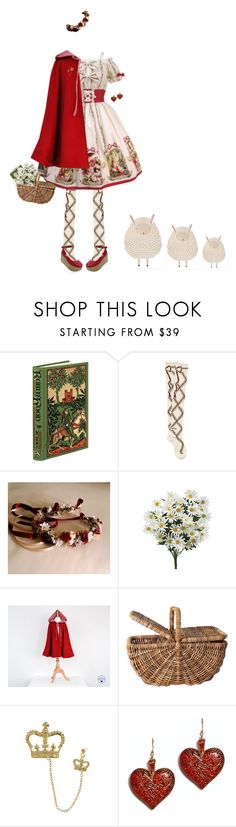 """""""fairy tale op"""" by vogelprinz ❤ liked on Polyvore featuring Toast, Liz Law, lolita and rufflebutts"""