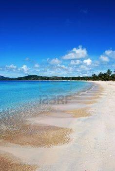 Sun Bay Beach, Vieques, Porto Rico