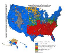 map of southern baptist churches   Southern Baptist Convention sells out on immigration   Southern ...