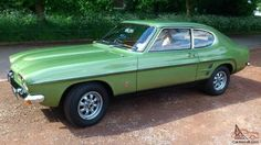 Ford Capri GXL mk1 (1973)