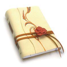 Cream Leather Journal