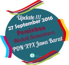 Perolehan Medali Sementara PON XIX Selasa 27 September