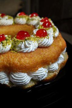 Greek Desserts, Greek Recipes, Cookbook Recipes, Dessert Recipes, Cooking Recipes, Mcdonalds Apple Pie, International Recipes, Tupperware, Baked Goods