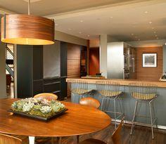 Interior Design by Benjamin Bradley and David Thiergartner