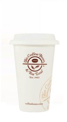 I want this Coffee Bean cup!
