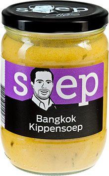 Ties' Bangkok Kippensoep