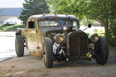 1943 Chevy WWII rat rod truck  it is FOR SALE......