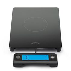 OXO Good Grips Digital Glass Food Scale With Pull Out Dis... Https: