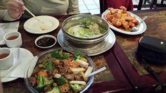 """Déjeuner asiatique à China Town - Carnet de voyage """"Passer Thanksgiving & Black Friday à New York"""""""